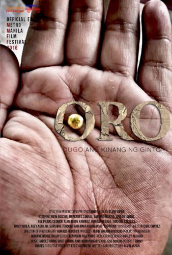 Oro, Dugo ang Kinang ng Ginto